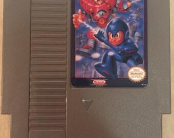 SALE! Mega Man 5 REPRODUCTION Nintendo NES Game Cartridge. 8Bit. V