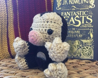 """Shop """"fantastic beasts and where to find them"""" in Fiber Arts"""