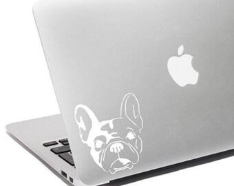 French Bulldog gift, Bulldog decal, Bulldog car decal, Bulldog laptop decal, French Bulldog mom, Frenchie mom, Frenchie decal, Frenchie gift