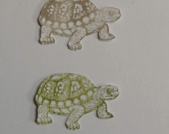 Turtle Die Cuts