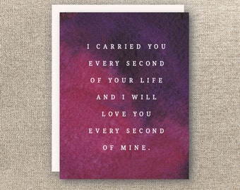 miscarriage card - death of baby card - loss of child card - death of child card - loss of baby card - baby sympathy card - child sympathy