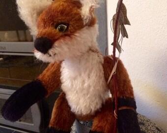 Rex - Fisher(man) Fox Extraordinaire!