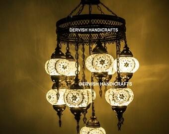 Unique Hanging Lamps turkish lampbohemian decorlampe mosaiquemorrocan