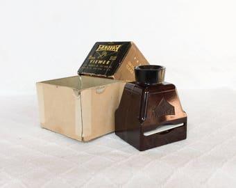 Zadiix 35mm Slide Viewer, Vintage Slide Viewer,  Zadiix Junior, #503 Zadiix Jr.,