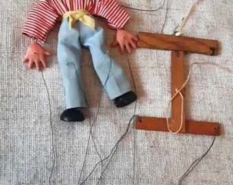 Vintage Pelham Puppet Boy
