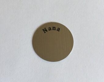 Nana Plate