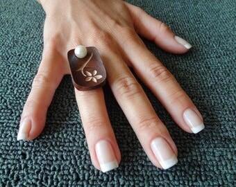 Brown rings