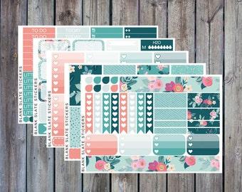 Planner Sticker Kit - Blue Bliss [559]