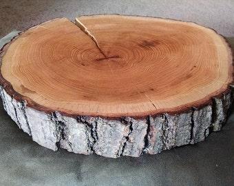 Osage orange slice live edge wood slab wood shelf wood for Live edge wood slabs new york
