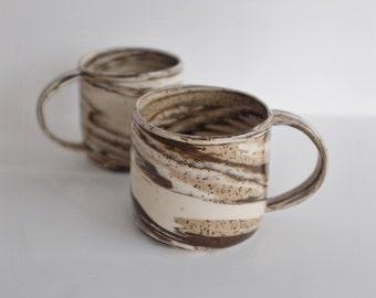 Desert Swirl Mug