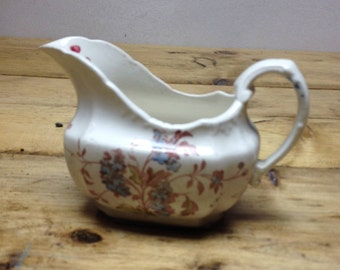 Vintage Cauldon Gravy Boat. Made In England - Rare & In Good Condition