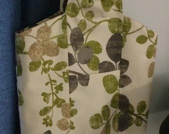 Handbag, All occasion bag, Purse, Everyday purse, Flower Purse, Flower Handbag