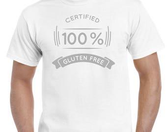 T-shirt 100% Gluten Free