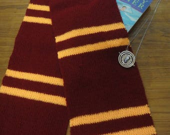 Harry Potter Hogwarts Scarf-Available on demand