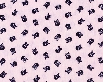 Pink Crib Bedding, Baby Girl Fitted Crib Sheet, Skull Bedding, Mini Crib Sheet, Pink Nursery Decor, Toddler Bedding, Rock n Roll Baby Shower