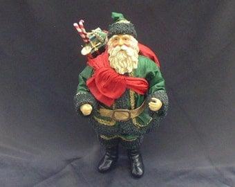 Clothtique Possible Dreams Santa 1988