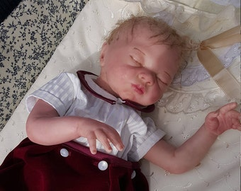 Reborn baby Alexander