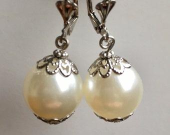 Pearls for Girls earrings