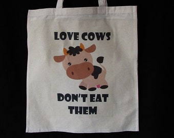 Love Cows, Don't Eat Them