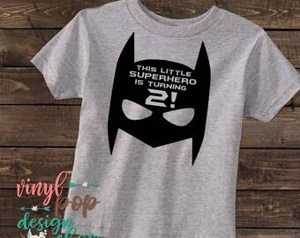 Super Hero Birthday, birthday shirt, toddler birthday tee, birthday present, birthday boy shirt, Kids birthday shirt, Super Birthday Boy