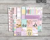Birthday Kit - MAMBI Happy Planner - 6 Sheet Planner Kit (Matte Only)