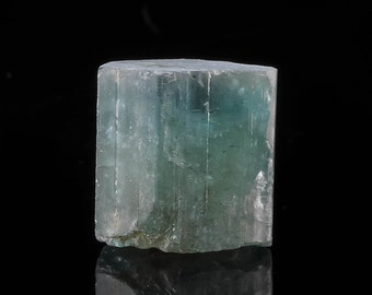 6.6g Blue TOURMALINE Crystal from Namibia - for Jewelry Making, Raw Tourmaline Ring, Tourmaline Necklace & Rough Tourmaline Jewelry 23320