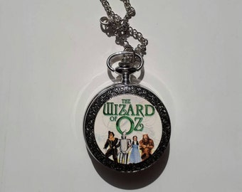 Wizard of oz locket watch