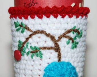 Charlie Brown Christmas Tree Cup Cozy