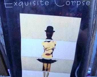 Exquisite Corpse, Robert Irwin Novel