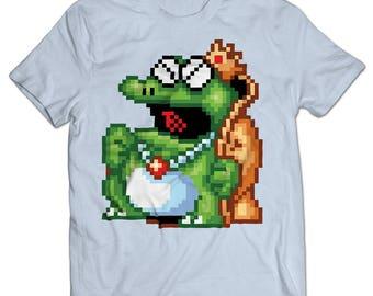 Super Mario Bros. 2 Wart T-shirt