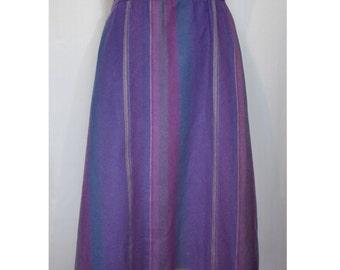 Gordon of Philadelphia Plaid 70s Skirt