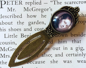 Beatrix Potter Bookmark - Peter Rabbit Bookmark, Beatrix Potter Gift, Miss Potter Book Mark, Classic Books, The Tale of Peter Rabbit Gift