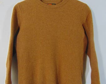 Vintage Tan Jumper