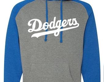 Dodgers Hoodie - Los Angeles Dodgers Hoodie - Dodgers Sweater