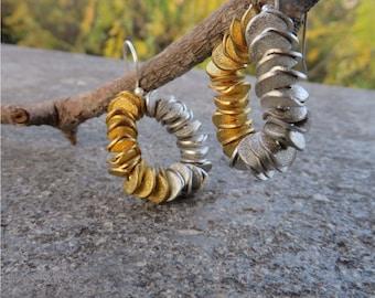 Earrings design_linea Ripa
