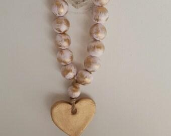 Pink Tantinet Series Bibelot Blessing Beads