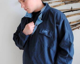 Vintage anorak 1990s outdoor jacket Cotton Trades