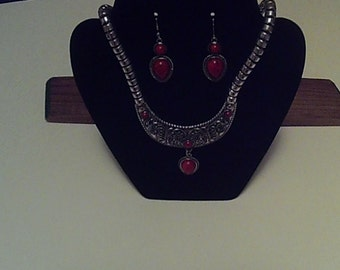 Cleopatra Necklace Set