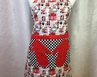 BBQ apron III