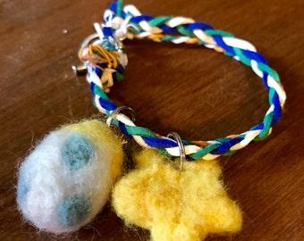 Chao egg bracelet