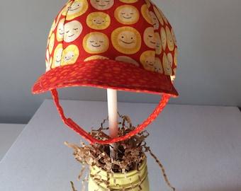 Baby baseball cap, baby toddler sun hat