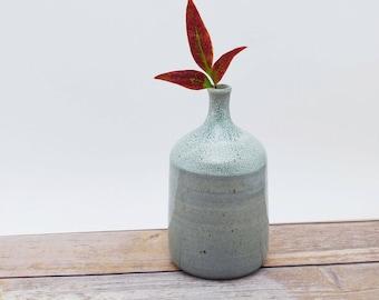 Beachy Bud Vase, Flower Vase, Flower Pot, Gift Idea, House Warming Gift