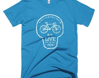 Live to Ride t-shirt | Bike t-shirt | Men's t-shirt