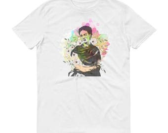 Frida Artsy Short Sleeve T-Shirt