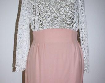Vintage Lanvin skirt