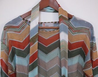 MISSONI DRESS Crochet Dress
