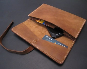 Leather folder.Gift for HIM,for Men,for Dad,for Hasband,for Groom.Boyfriend Gift.3th anniversary Gift.