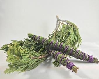 Cedar Smudge Stick - Large
