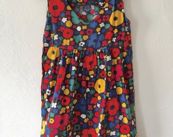 Vintage 70s Junior Dress