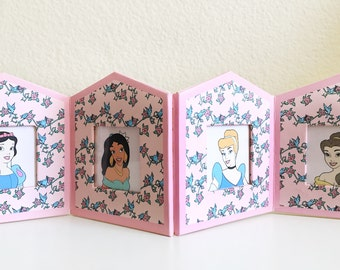 Vintage Disney Princesses Photo Frame